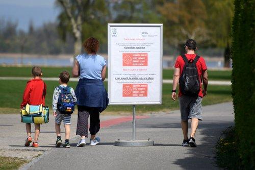 Switzerland announces dates for its economy to start reopening during coronavirus outbreak
