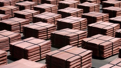 Copper gutted as China, Fed pressure metals