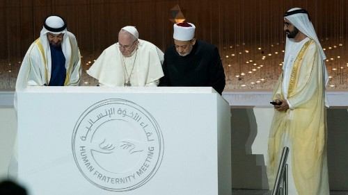 Pope's words on interfaith prayer against coronavirus sparks controversy among Catholics