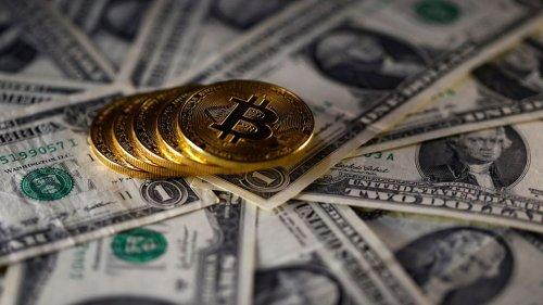 Bitcoin reaches record high ahead of Coinbase IPO