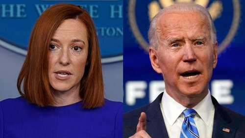 Past Biden, Psaki tweets criticizing Trump slammed after new Syria airstrikes