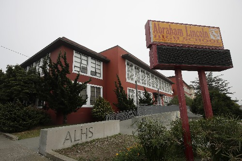 San Francisco Board of Education advances plan to rename 44 schools