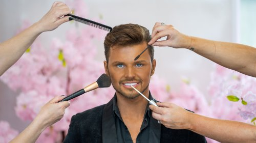 Human 'Ken' doll spent $14,000 on plastic surgery in just one year