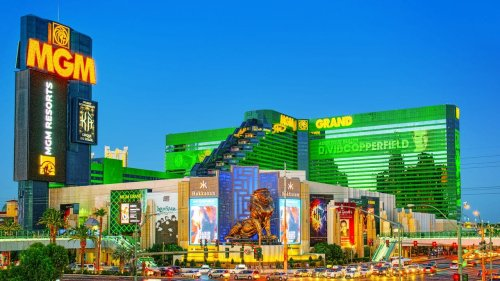 MGM Resorts chooses Clorox as 'Official Guest Disinfectant and Hand Sanitizer'