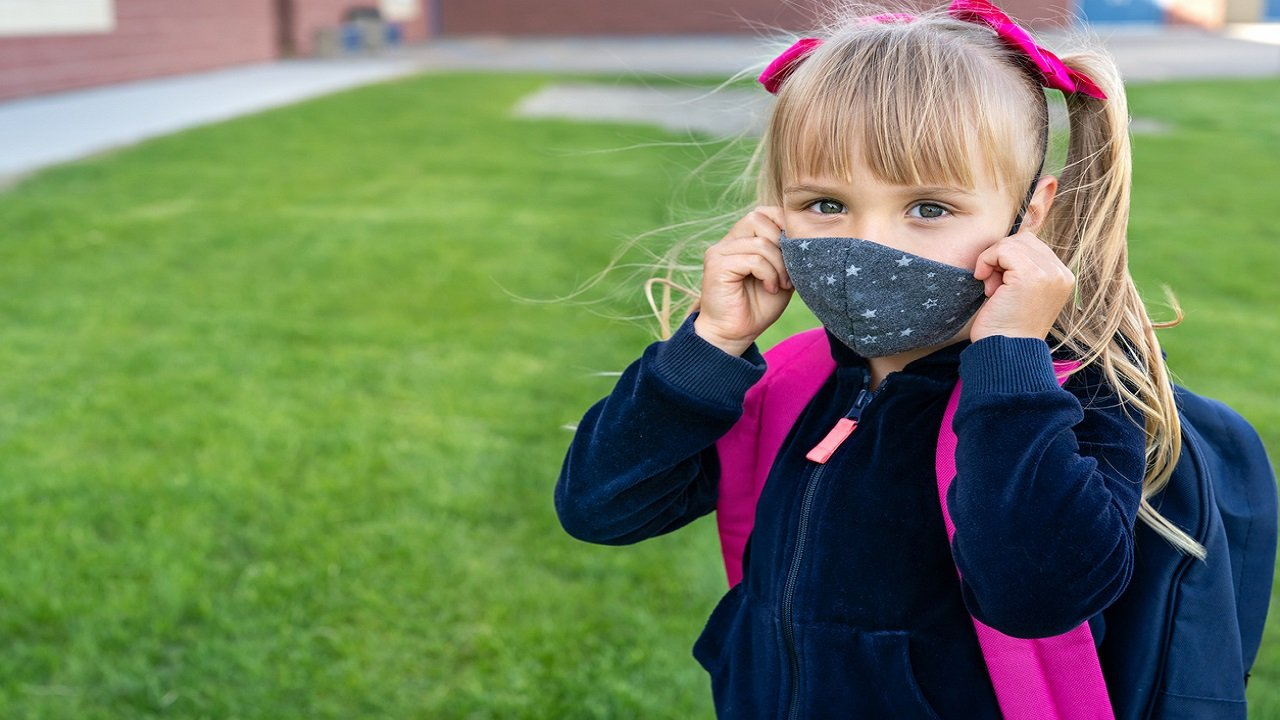 Kids' mask use 'should not be forced,' study authors argue