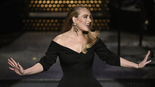 Adele stuns in makeup-free photo shared in celebration of 33rd birthday