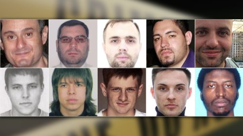 Secret Service releases new list of Most Wanted Fugitives