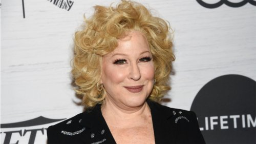 Bette Midler shares unique concerns about Mr. Potato head toy following Hasbro's rebrand decision