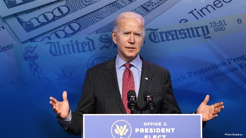 Biden sparks backlash among some progressives over $1,400 stimulus checks in coronavirus relief proposal
