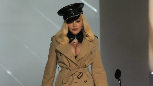 Madonna's MTV VMAs show opening ensemble goes viral during surprise appearance