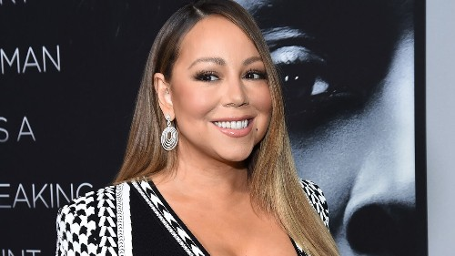 Mariah Carey thanks fans for giving 'All I Want For Christmas Is You' a record-tying run at No. 1