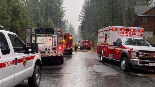 Lake Tahoe: 6 confirmed dead in plane crash
