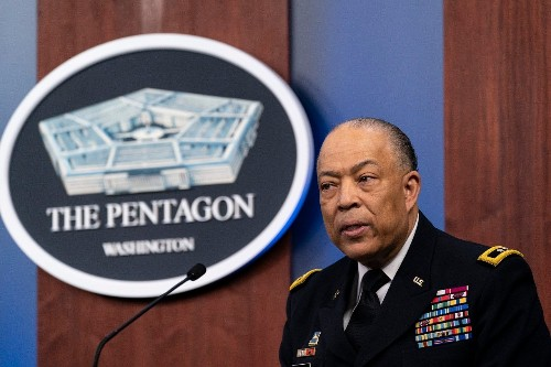 DC National Guard commander says Pentagon took his immediate response authority during Capitol riot