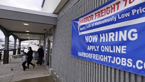 US economy sheds 140,000 jobs in December as coronavirus surge threatens recovery