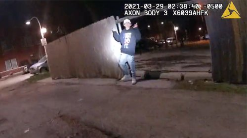 CBS News slammed for cropping bodycam footage of Adam Toledo holding gun before fatal shooting