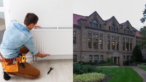Ohio college student 'angry' and 'scared' after 'cisgender men' installed radiator in dorms: 'Safe space'