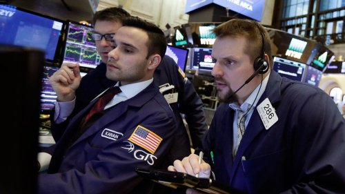 Stock futures mixed after record day