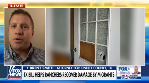 Texas rancher faces $60k in property damage from migrants, says landowners hiring private security