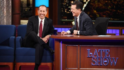 What is the most watched late night talk show?