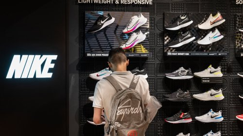 Nike exec steps down after report on son's $132,000 sneaker purchase