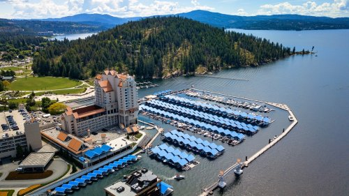 California politics driving residents to lakeside Idaho city