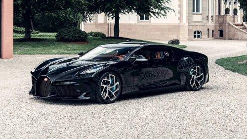 Mystery buyer's $19 million Bugatti supercar revealed