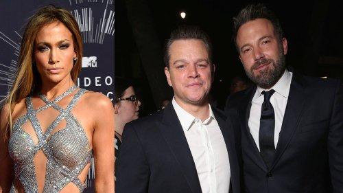 Matt Damon reacts to Ben Affleck, Jennifer Lopez rekindling romance: 'I hope it's true'