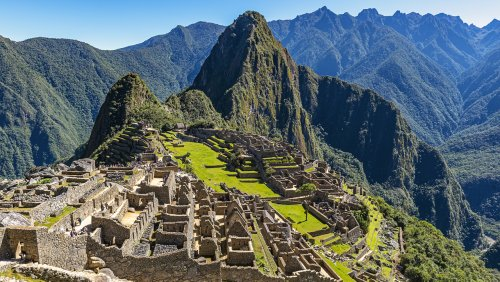 Machu Picchu's first ever all-female trek sets off in honor of Women's History Month
