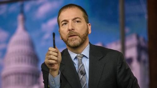 NBC's Chuck Todd says Biden has 'a pretty big credibility crisis' after weekend setbacks