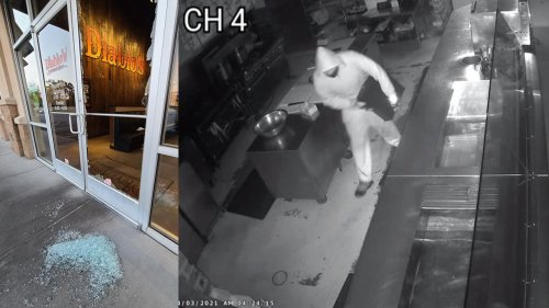 Georgia restaurant owner offers job to burglar who stole cash register: 'Please swing by'