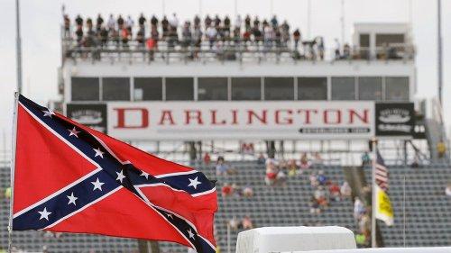 NASCAR bans Confederate flag at events, race tracks