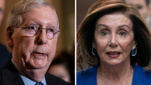 Coronavirus bill has Congress caught in a temporal loop