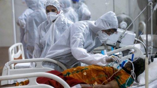 India's coronavirus doctors report 'black fungus' infections among some patients