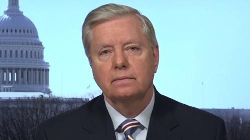 Graham defends Biden against assault allegations, says ex-VP should release Senate records