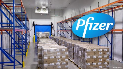 Pfizer files to ease COVID-19 vaccine temperature storage requirements