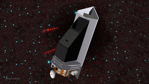 NASA approves asteroid-hunting space telescope to monitor near-Earth objects
