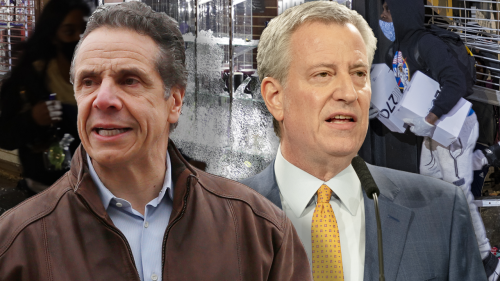 New York COVID-19 vaccine mandates for government workers facing growing union backlash