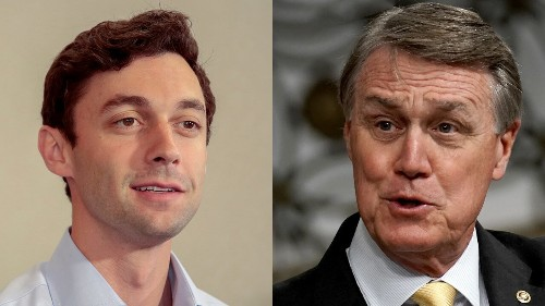 Ossoff, Warnock projected to win runoffs, giving Democrats control of Senate