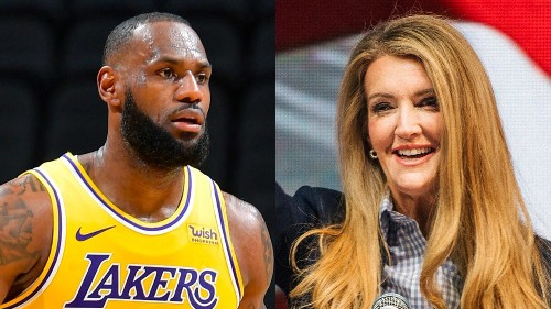 LeBron James suggests buying WNBA team from Georgia Sen. Kelly Loeffler after projected loss