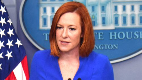 Psaki brushes off video of Biden violating DC mask mandate: Don't 'overly focus on moments in time'