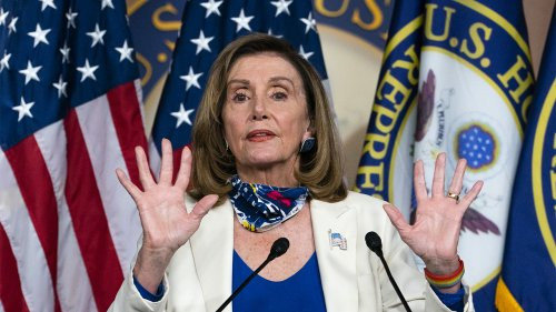 Pelosi blasts McConnell and 'cowardly group of Republicans' in Senate after Trump impeachment acquittal
