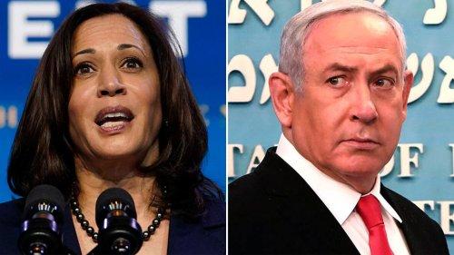 Kamala Harris speaks with Netanyahu in latest talk with a major world leader