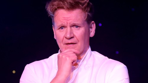 Gordon Ramsay responds to TikTok user who claims the chef can't cook: 'I wouldn't trust you running my bath'