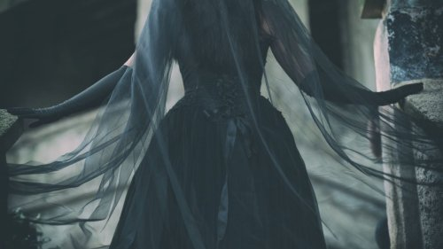 Black wedding dress trend grows during coronavirus pandemic
