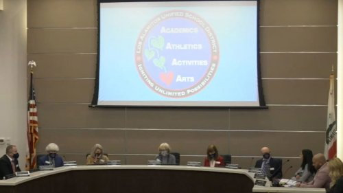 California school board member caught on hot mic saying 'f--- you' at parent