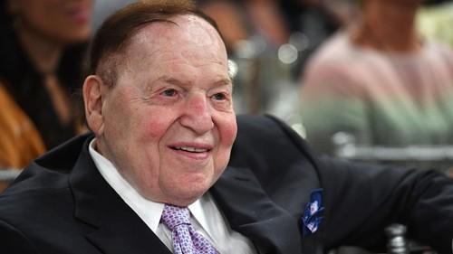 Sheldon Adelson, billionaire Trump backer and Las Vegas Sands CEO, dead at 87