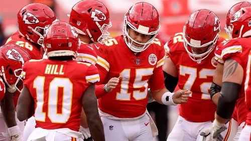 5 X-factors on the Kansas City Chiefs