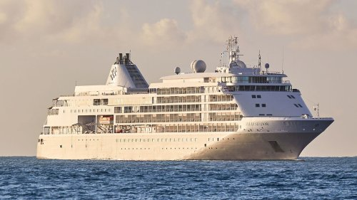 Silversea's 139-day world cruise sells out in one day