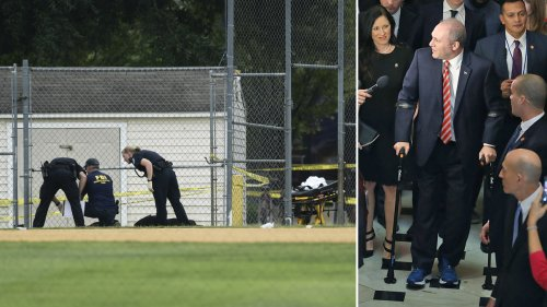Steve Scalise recognizes anniversary of GOP baseball shooting: 'We must never defund the police'