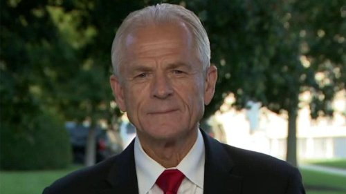 We need Trump for 4 more years, the greatest jobs president, trade negotiator in US history: Peter Navarro
